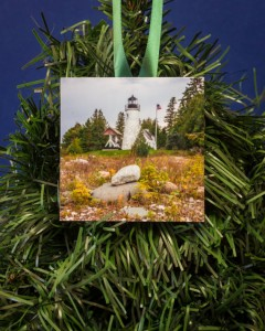 Old Presque-Isle Lighthouse Ornament