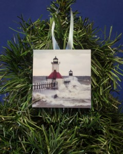 St. Joseph Lighthouse Christmas Ornament
